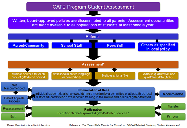 assessment flowchart